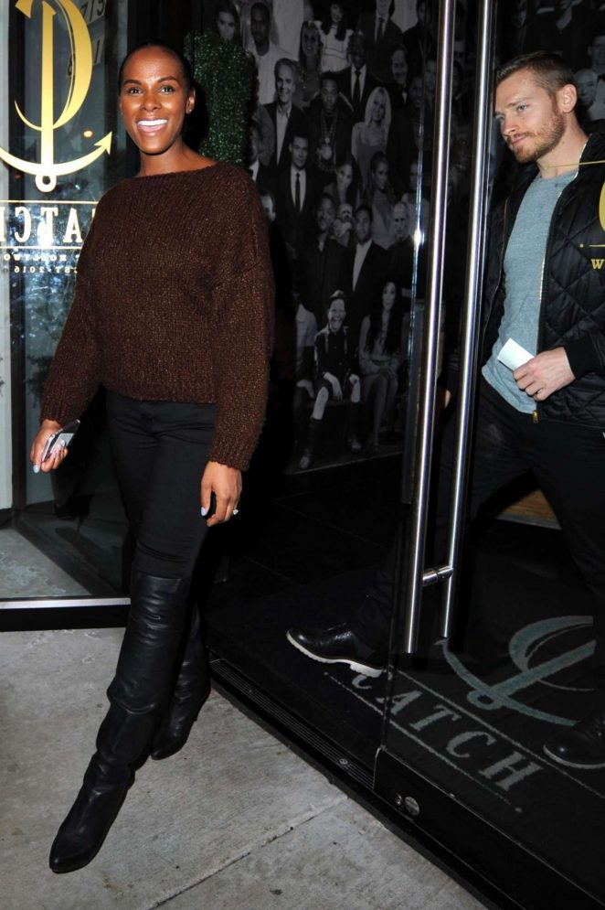 Tika Sumpter at Catch LA in West Hollywood -05