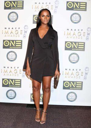 Tika Sumpter - Non-Televised 48th NAACP Image Awards in Pasadena