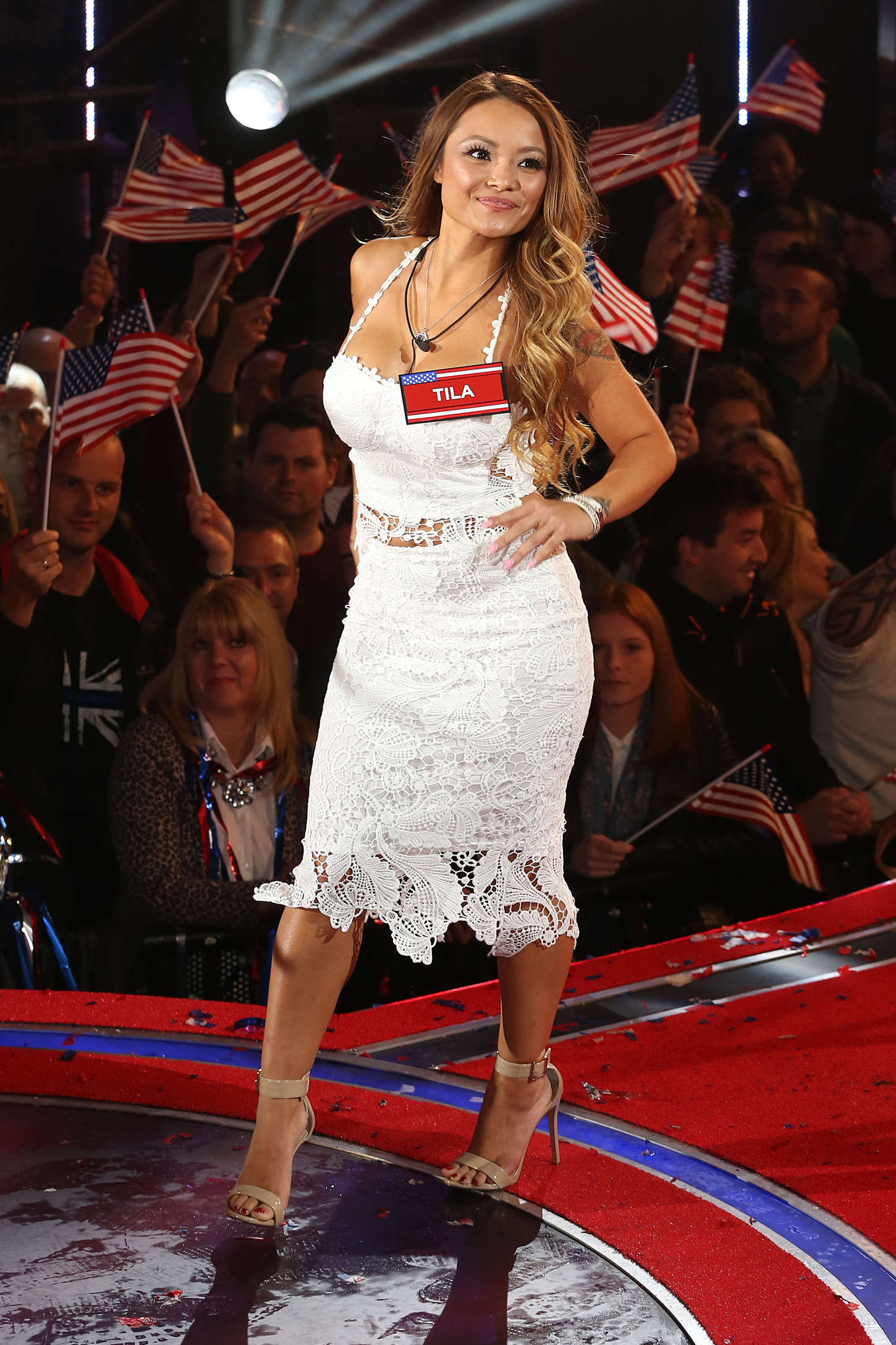 Video - Celebrity Big Brother UK vs USA - Official Opening ...