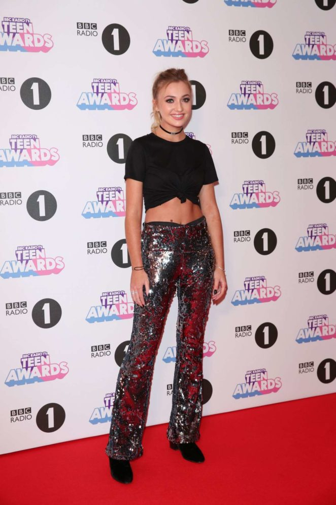 Tilly Keeper - BBC Radio 1 Teen Awards 2017 in London