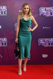 Tilly Keeper - On Your Feet! A New Musical Press Night in London