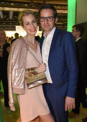 Tina Bordihn - GreenTec Awards 2016 in Munich