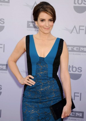 Tina Fey - 2015 AFI Life Achievement Award Gala in Hollywood