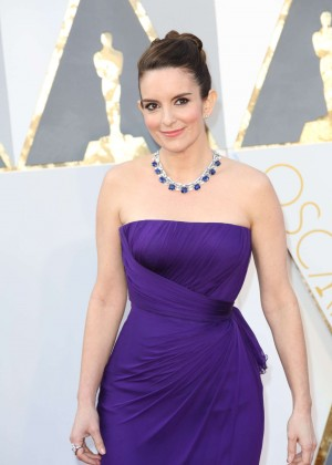 Tina Fey - 2016 Oscars in Hollywood