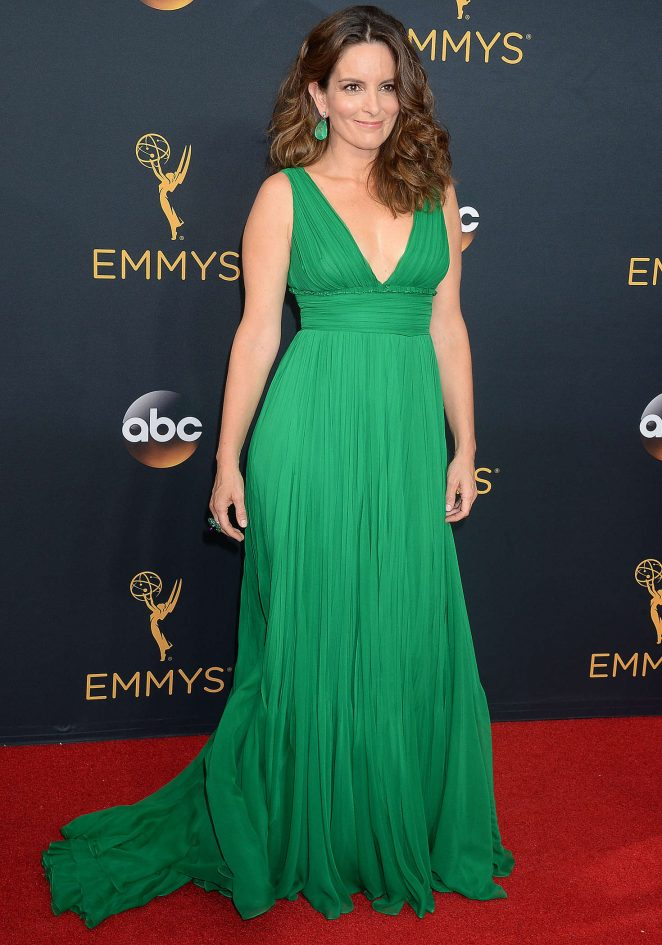 Tina Fey - 2016 Emmy Awards in Los Angeles