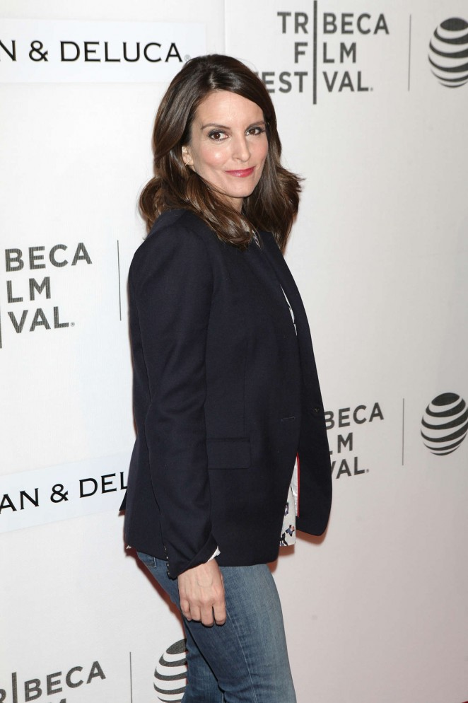 Tina Fey - 2016 Tribeca Film Festival in New York City