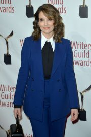 Tina Fey - 2020 Writers Guild Awards in New York City