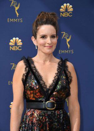 Tina Fey - 2018 Emmy Awards in LA