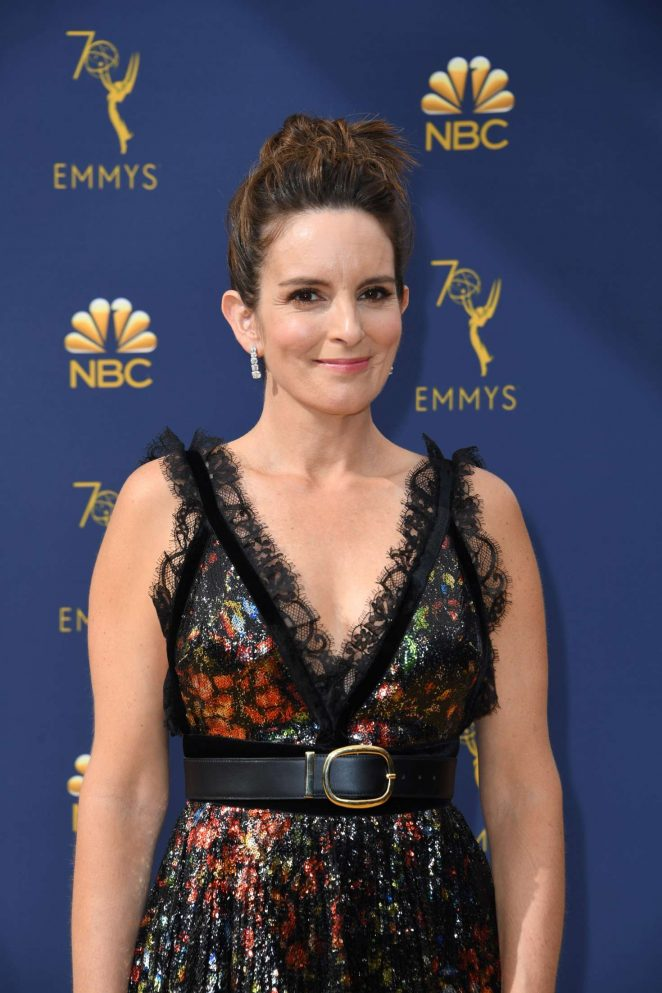 Tina Fey – 70th Primetime Emmy Awards in LA