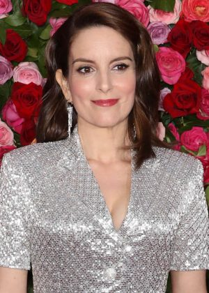Tina Fey - 2018 Tony Awards in New York