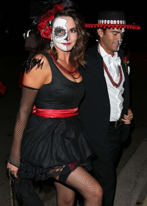 Tina Fey - Casa Tequila Halloween Party in Beverly Hills