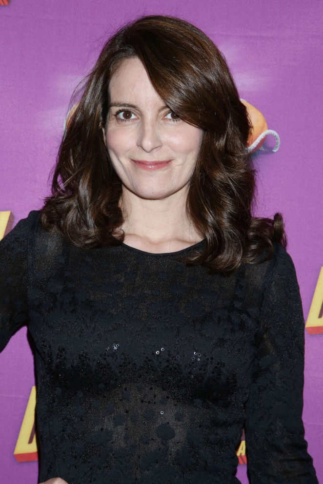 Tina Fey  - 'Disaster' Broadway Opening Night in NY