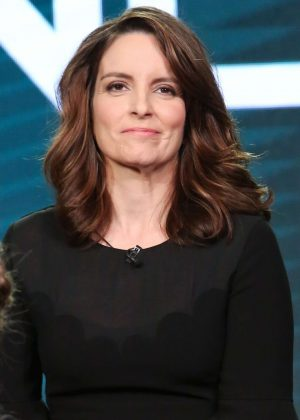 Tina Fey - 'Great News' Panel at 2017 TCA Winter Press Tour in Pasadena