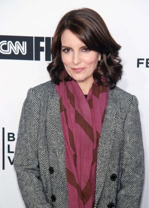 Tina Fey - 'Love, Gilda' Premiere at 2018 Tribeca Film Festival in NYC
