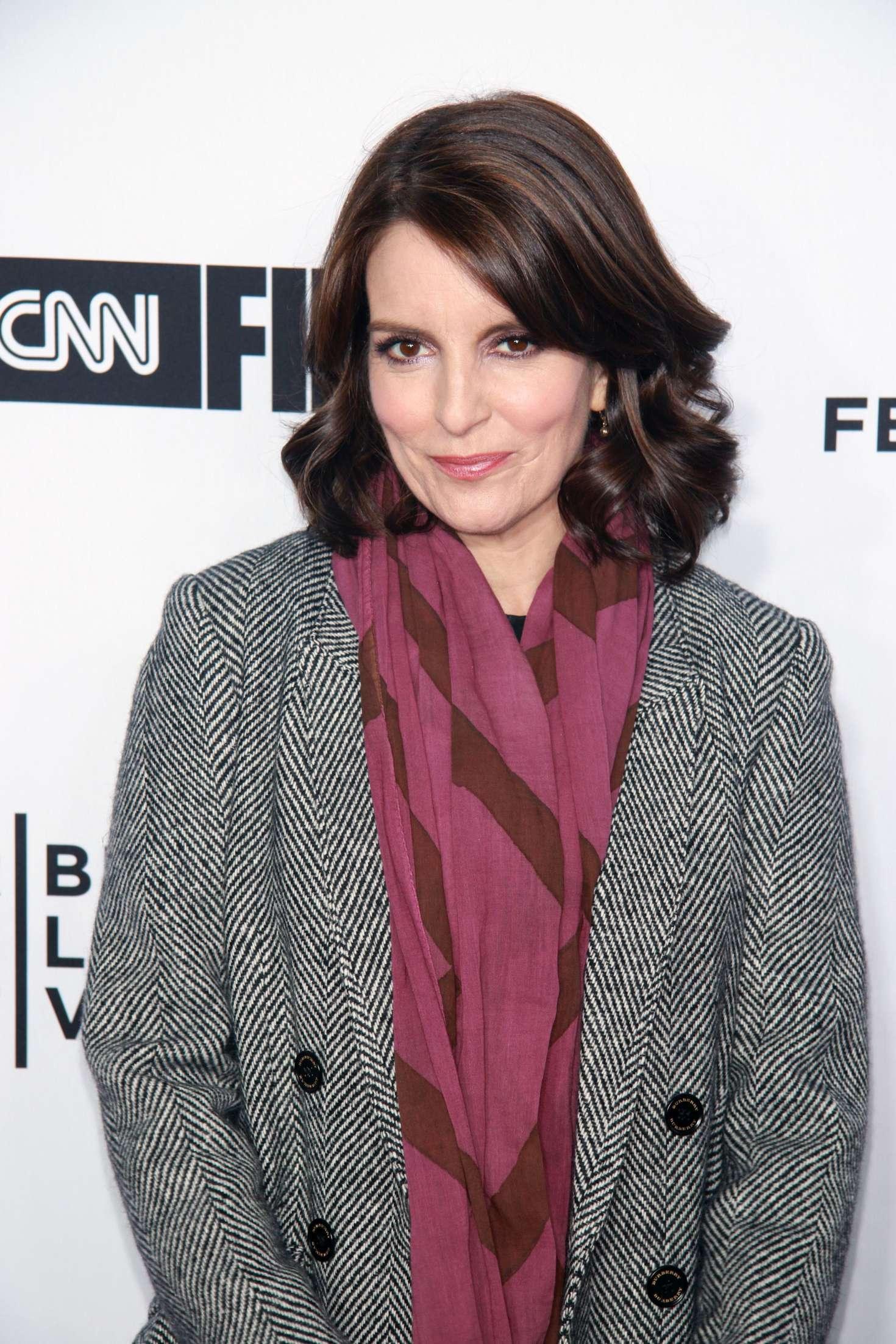Tina Fey Love Gilda Premiere At 2018 Tribeca Film