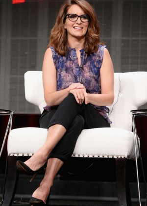 Tina Fey - 'Unbreakable Kimmy Schmidt' Panel Discussion at 2015 Summer TCA Tour in Beverly Hills