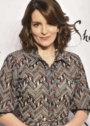 Tina Fey - Variety's Power of Women Presented by Lifetime in NYC