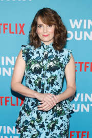Tina Fey - 'Wine Country' Premiere in NYC