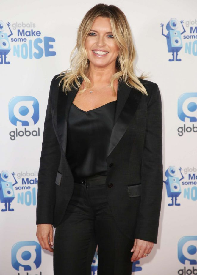 Tina Hobley – Global Radio's Make Some Noise Charity 2018 in London