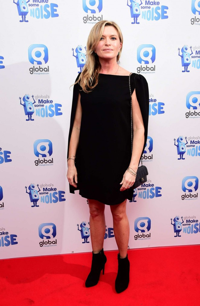 Tina Hobley - Global's Make Some Noise Gala 2015 in London