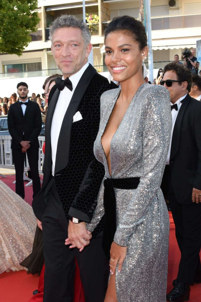 Tina Kunakey - 'Girls Of The Sun' Premiere at 2018 Cannes Film Festival