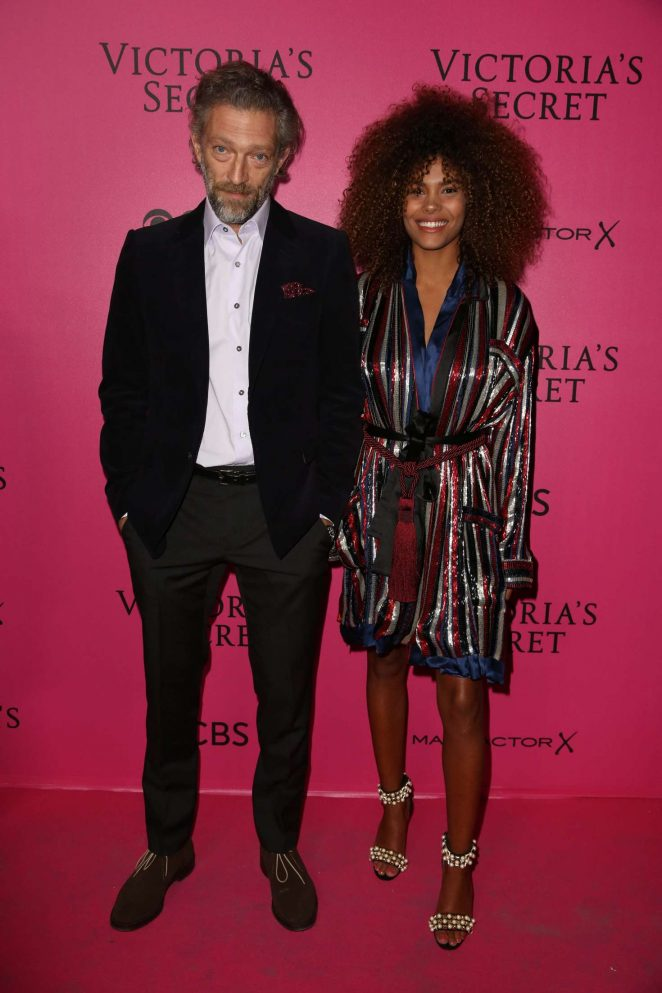 Tina Kunakey - Victoria's Secret Fashion Show 2016 After Party in Paris