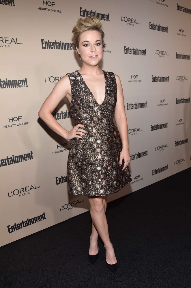Tina Majorino - 2015 Entertainment Weekly Pre-Emmy Party in West Hollywood