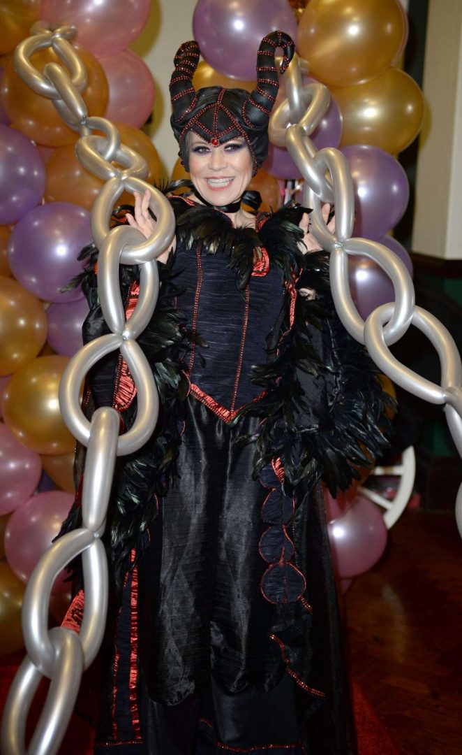 Tina Malone - Sleeping Beauty Easter Panto Press Launch in Liverpool