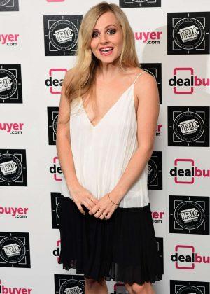 Tina O'Brien - 2017 TRIC Awards in London