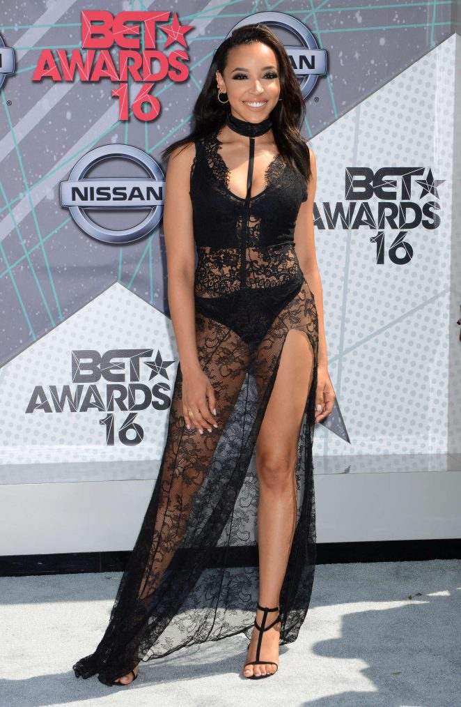 Tinashe - BET Awards 2016 in Los Angeles