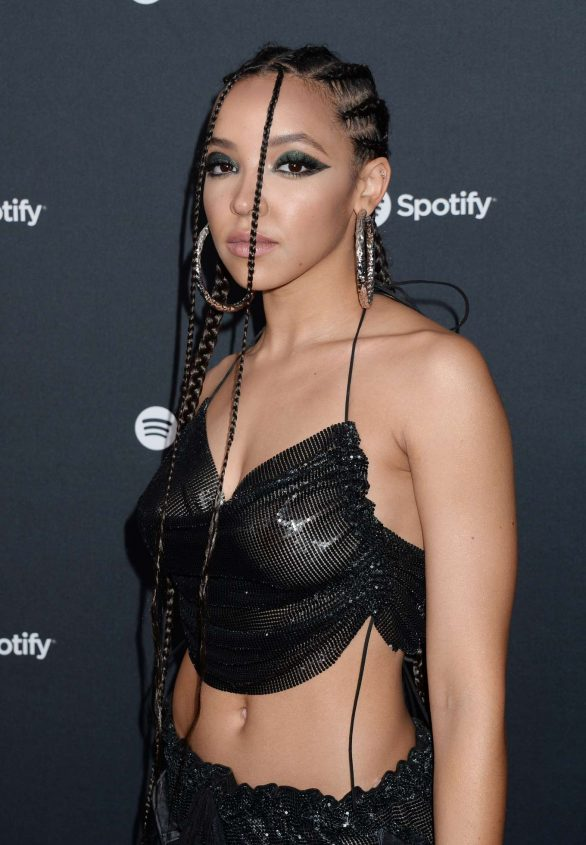 Tinashe - Spotify 'Best New Artist' Party in Los Angeles