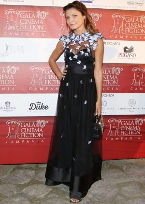 Tiziana De Giacomo - 2018 Gala of Cinema and Fiction in Campania