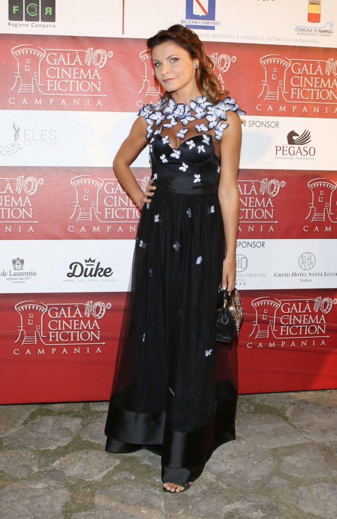 Tiziana De Giacomo - 2018 Gala of Cinema and Fiction in Campania