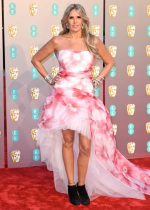 Tiziana Rocca - 2019 British Academy Film Awards in London