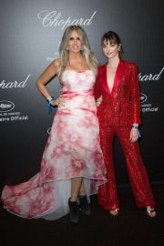 Tiziana Rocca - Chopard Party at 2019 Cannes Film Festival