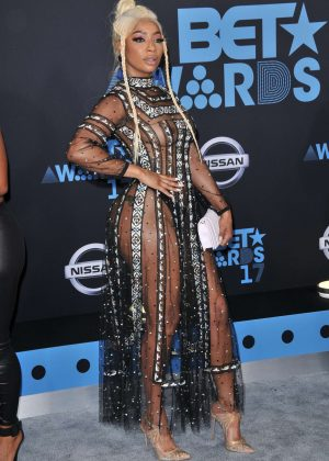 Tommie Lee - 2017 BET Awards in Los Angeles