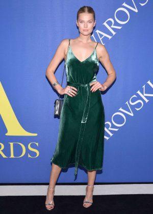 Toni Garrn - 2018 CFDA Fashion Awards In New York
