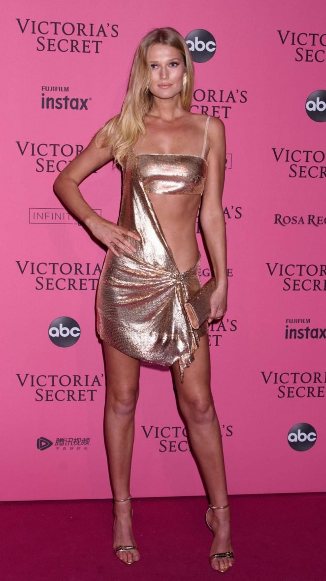 Toni Garrn – 2018 Victoria's Secret Fashion Show After Party in NY
