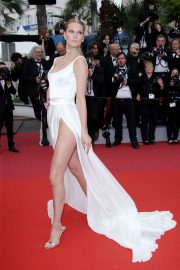 Toni Garrn - 'A Hidden Life' Premiere at 2019 Cannes Film Festival