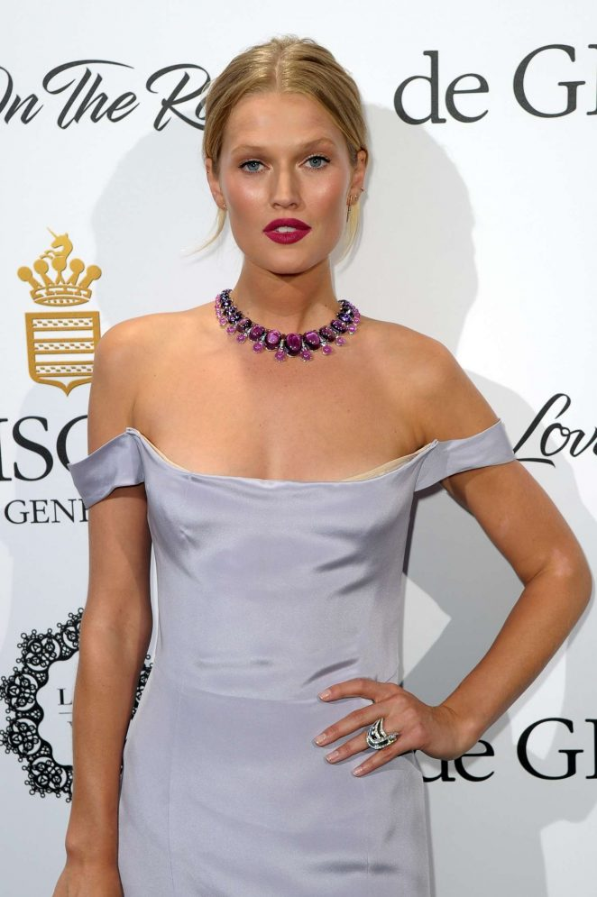 Toni Garrn - De Grisogono Party at 70th Cannes Film Festival in France