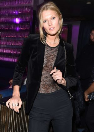Toni Garrn - Dior Celebrates 'Poison Girl' in New York