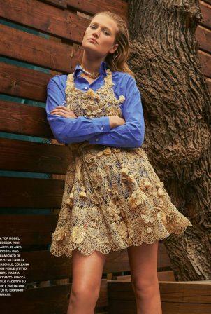Toni Garrn - Grazia Italy Magazine (July 2020)