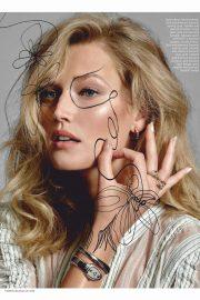 Toni Garrn - Harper's Bazaar Singapore Magazine (July 2019)