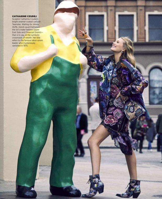 Toni Garrn - Harper's Bazaar US Magazine (June/July 2019)