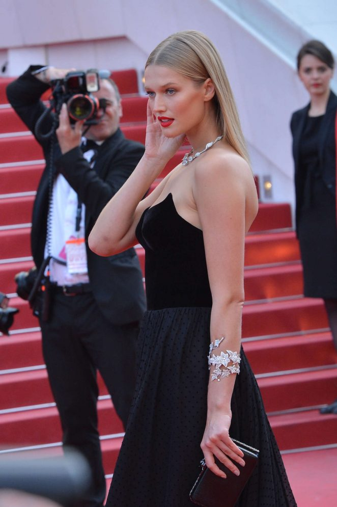 Toni Garrn: Loving Premiere at 2016 Cannes Film Festival -09