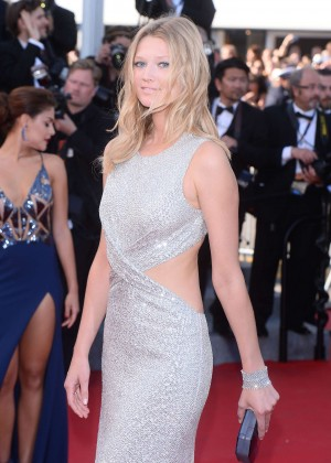 Toni Garrn - 'The Little Prince' Premiere in Cannes