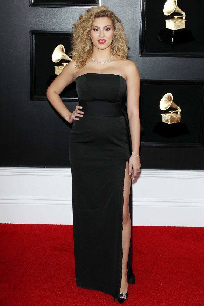 Tori Kelly - 2019 Grammy Awards in Los Angeles