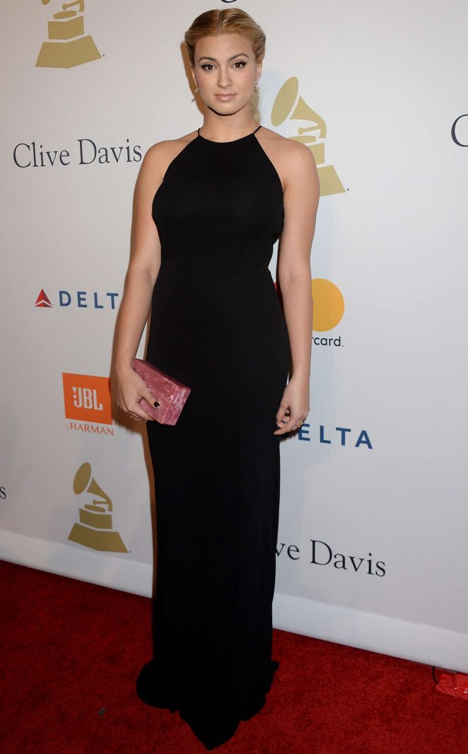 Tori Kelly - Clive Davis Pre-Grammy Party 2017 in Los Angeles