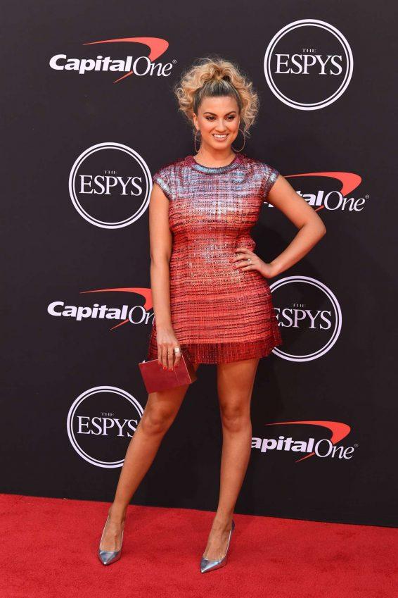 Tori Kelly - ESPYS 2019 Awards in Los Angeles