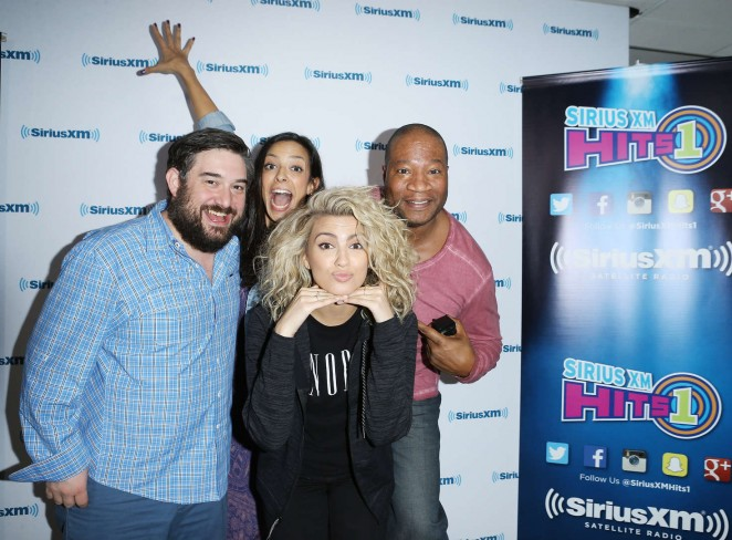 Tori Kelly: SiriusXM Hits 1s The Morning Mash Up Broadcast -01